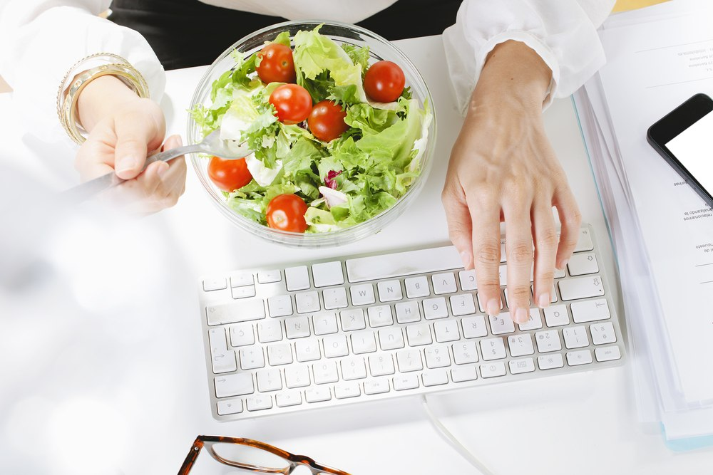 Доставка здоровой еды в офис